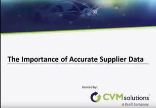 The_Importance_Of_Accurate_Supplier_Data